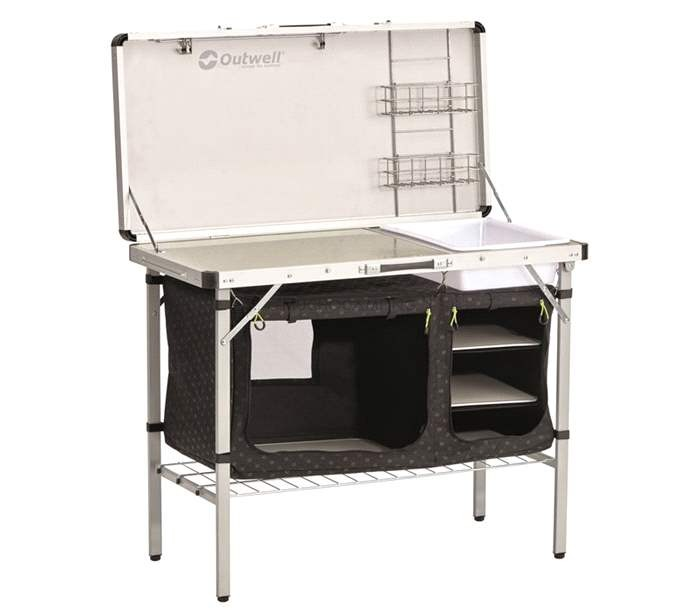 Mueble Cocina Camping Outwell Drayton  Muchocamping