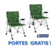 PACK 2 SILLAS OUTWELL PERCE