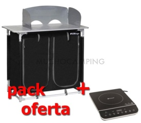 PACK KITCHEN TUBULAR 4 INDUCCIÓN