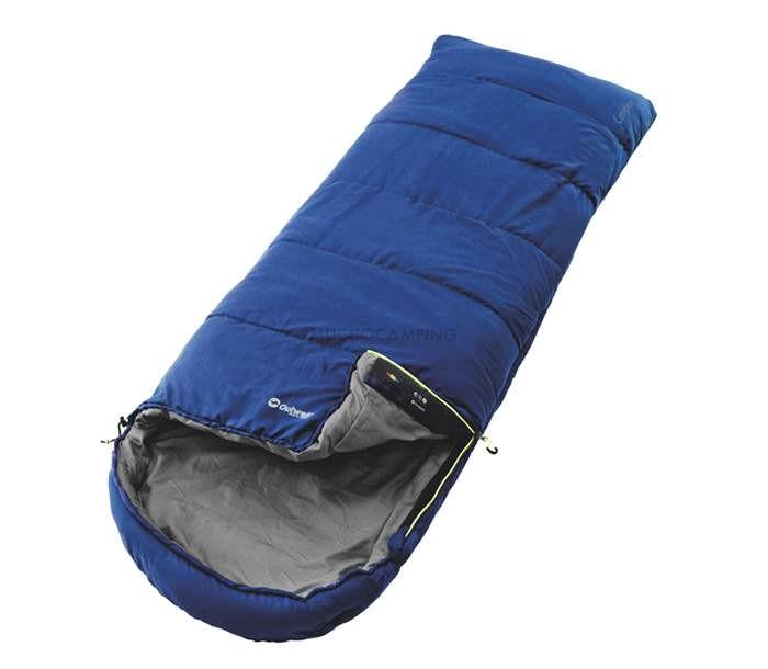 Saco de dormir Outwell individual Campion