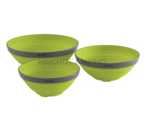 SET BOL PLEGABLE OUTWELL VERDE