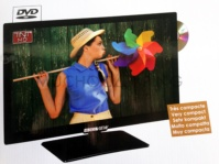 TV PANTALLA PLANA LED HD 18'5