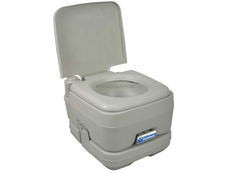 wc portatil potty 10l kampa sanitarios muchocamping