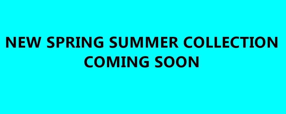 New SS18 Collection is coming