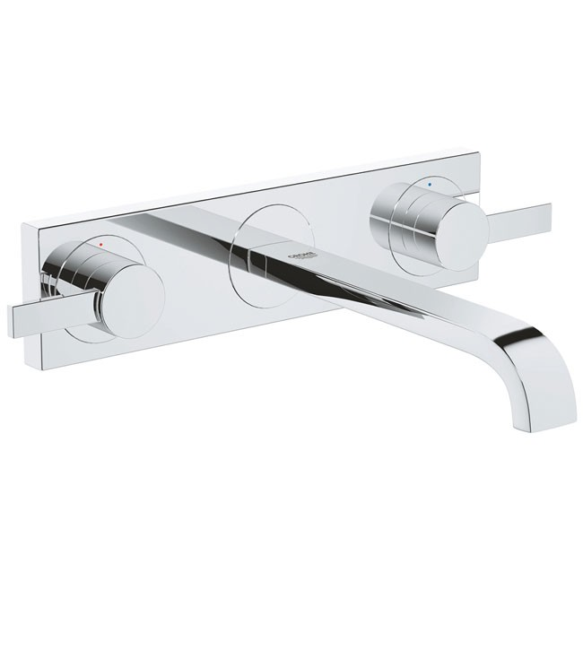 Allure Mélangeur 3 trous 1/2″ Lavabo de Grohe - Article