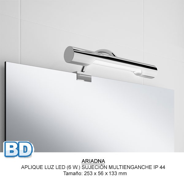 Fussion Chrome Salgar - Meuble salle de bain - Article12