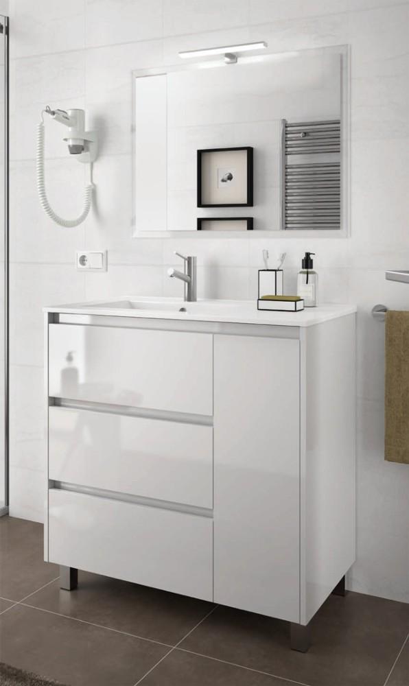 Meuble salle de bain Arenys 855 de Salgar