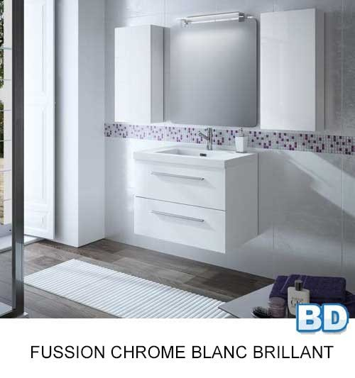 Fussion Chrome Salgar - Meuble salle de bain - Article5