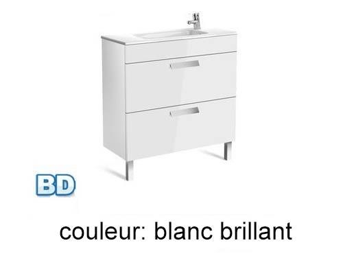 Roca, meubles de salle de bain avec tiroirs, fond réduit - Article5