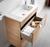Roca, meubles de salle de bain avec tiroirs, fond réduit - Article1