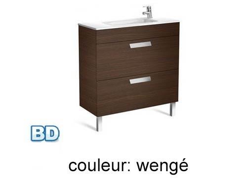 Roca, meubles de salle de bain avec tiroirs, fond réduit - Article3