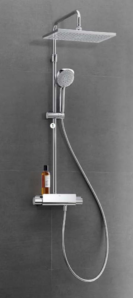 colonne de douche roca