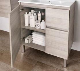 Meuble et lavabo Anima de Roca - Article1
