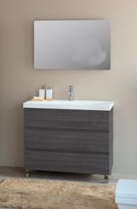 Meuble salle de bain Fussion Line de Salgar