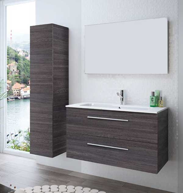 Fussion Chrome Salgar Meuble Salle De Bain Salgar Bano Decoracion