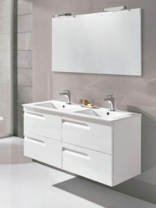 Meuble salle de bain Vitale 120 cm de Bannio