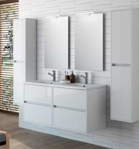 Noja 120 cm Salgar - Meuble salle de bain