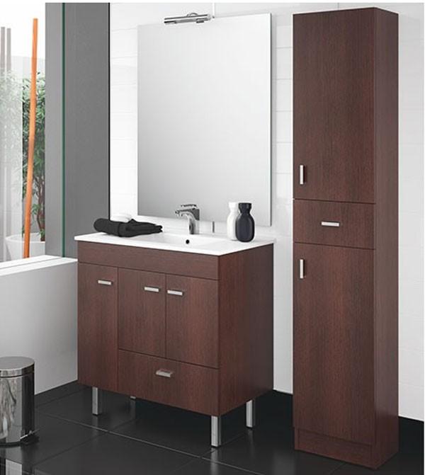 Meuble salle de bain wenge meilleures images d for Salle de bain wenge