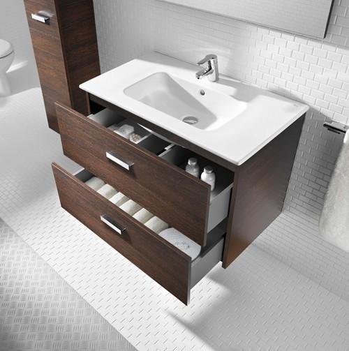 meuble salle de bain roca victoria double vasque