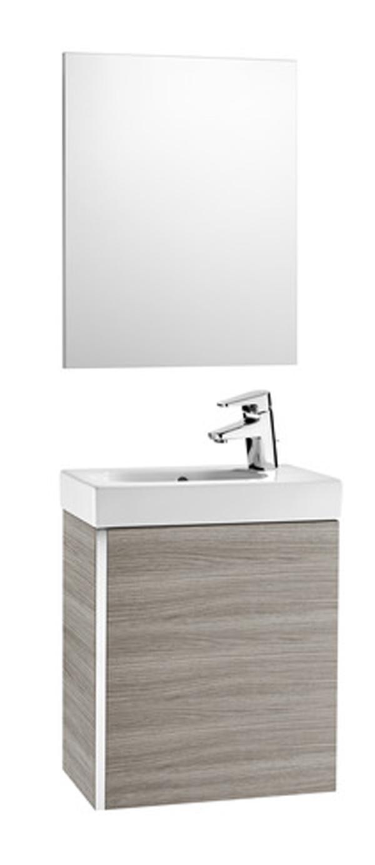 Meuble salle de bains mini sur roca ba o decoraci n for Mini lavabo salle de bain
