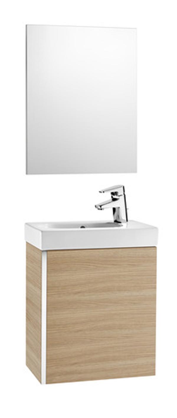 Meuble salle de bains mini roca ba o decoraci n for Mini etagere salle de bain
