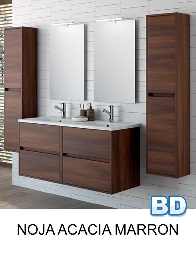 Meuble salle de bain Noja 120 cm de Salgar - Article1
