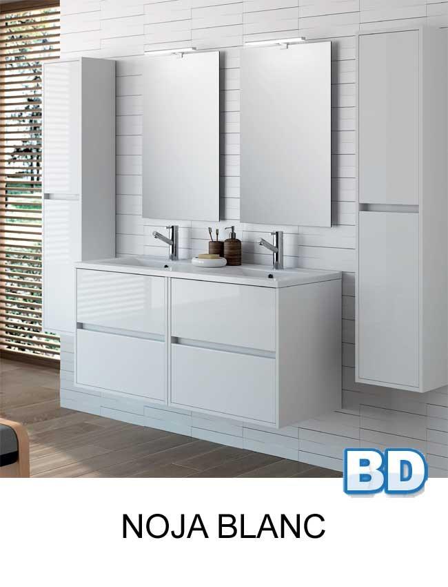 Meuble salle de bain Noja 120 cm de Salgar - Article3