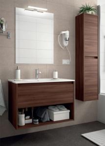 Noja Salgar - espace de rangement - Meuble salle de bain
