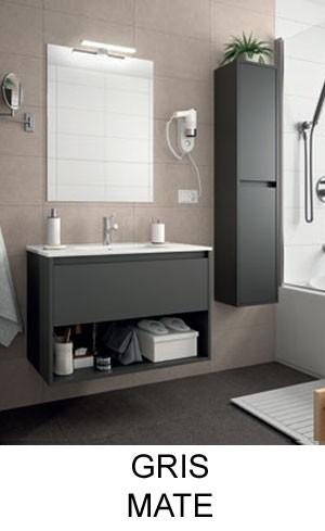 Noja Salgar - espace de rangement - Meuble salle de bain - Article3