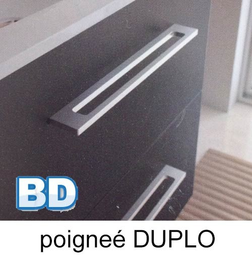 Fussion Chrome Salgar - Meuble salle de bain - Article18
