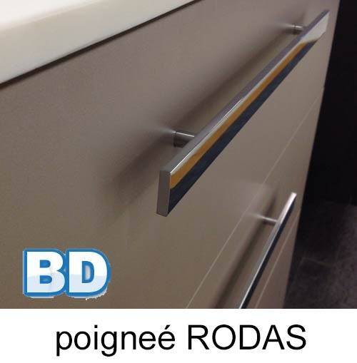 Fussion Chrome Salgar - Meuble salle de bain - Article16