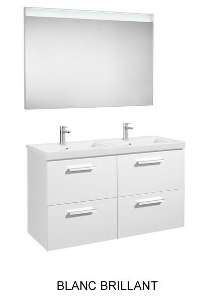 Meuble salle de bain Pack Prisma 4 tiroirs de Roca - Article7