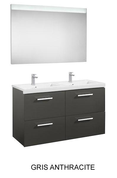 Meuble salle de bain Pack Prisma 4 tiroirs de Roca - Article6