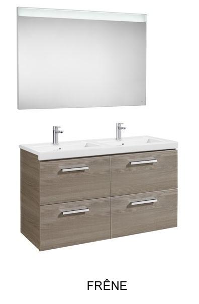 Meuble salle de bain Pack Prisma 4 tiroirs de Roca - Article5
