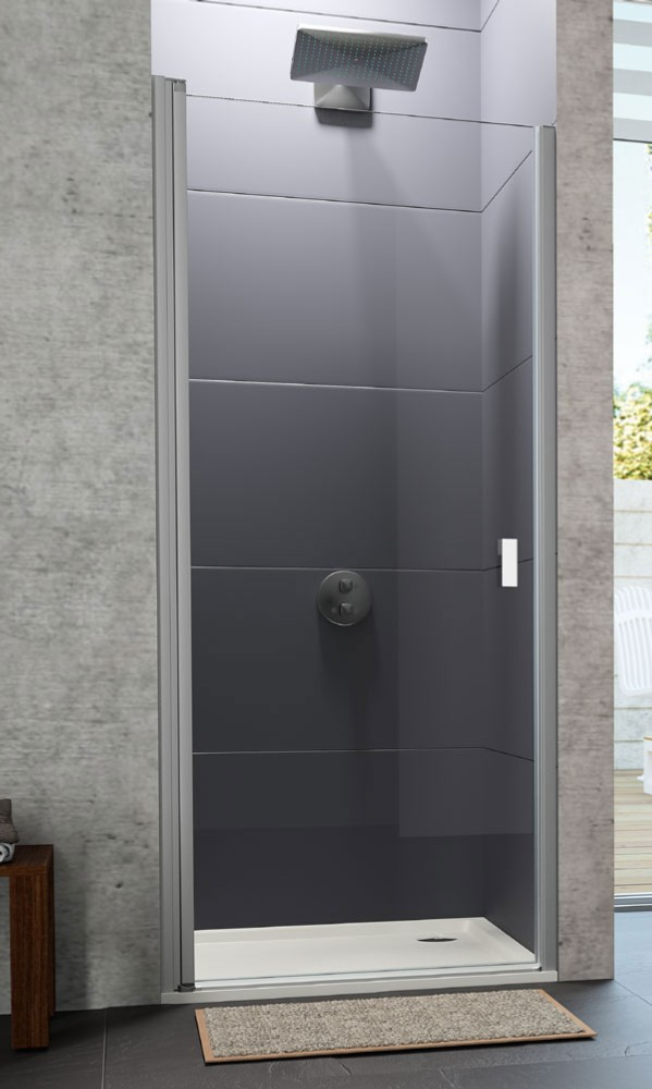 Paroi De Douche Porte Practicable Design Huppe - Porte de douche