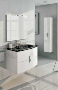 Meuble salle de bain Round de Royo