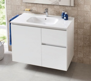 Meuble et lavabo Anima de Roca
