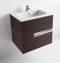 Meuble salle de bain et lavabo largeur 70 cm decoration for Muebles para lavabo roca victoria