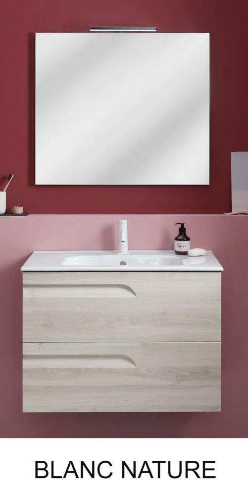 Vitale Royo 3 tiroirs - Meuble salle de bains - Article8