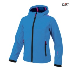 CAMPAGNOLO GIRL SOFTSHELL JACKET