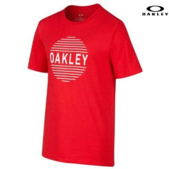 CAMISETA OAKLEY FADED CIRCLE