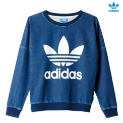 ADIDAS TR DENIM SWEAT