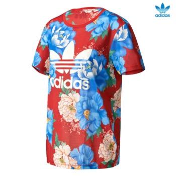 Camiseta adidas Trefoil BJ8414