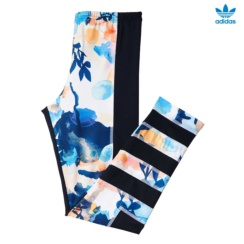 ADIDAS J EQT AOP LEGGINGS