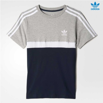 adidas J TRF FL Tee BK2030