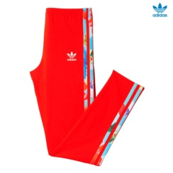 ADIDAS J FLWR LEGGINGS