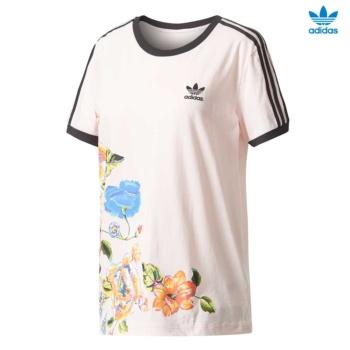 Camiseta adidas Floralita BR5168