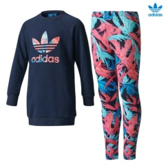 CONJUNTO ADIDAS FEATHER