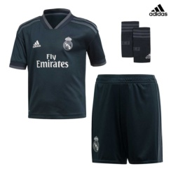 KIT ADIDAS REAL MADRID