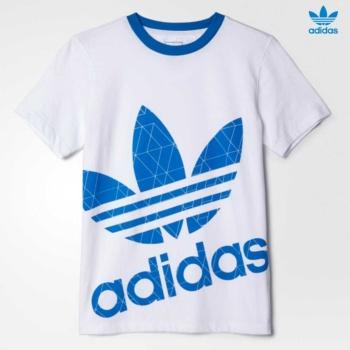adidas J YWF Logo Tee S95997